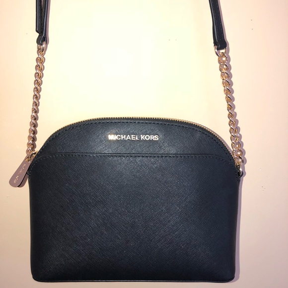 d6c19cfb67d5 Michael Kors Bags | Cindy Saffiano Leather Crossbody | Poshmark